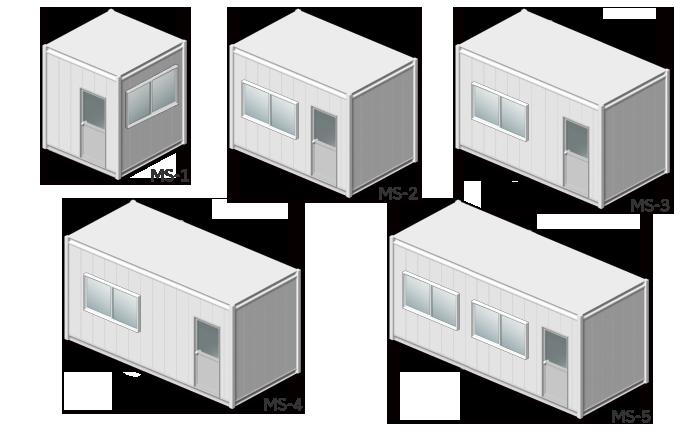 シングルタイプ(MS)ベースモデル